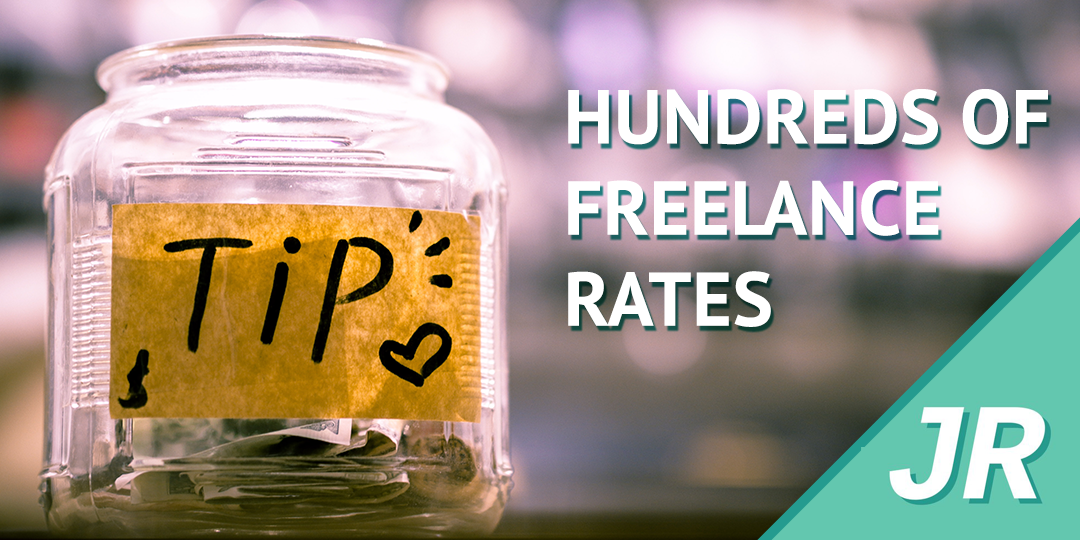 Freelance Rates - Journo Resources
