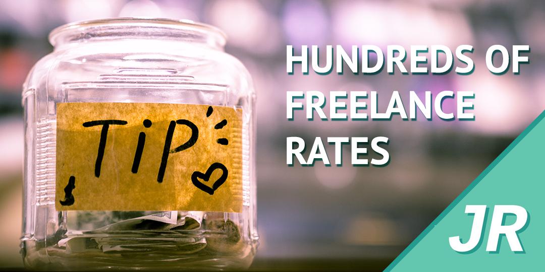 Freelance Rates - Journo Resources