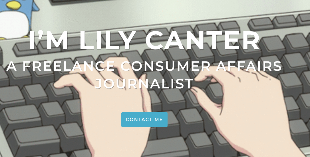 Lily Canter (Journalist)