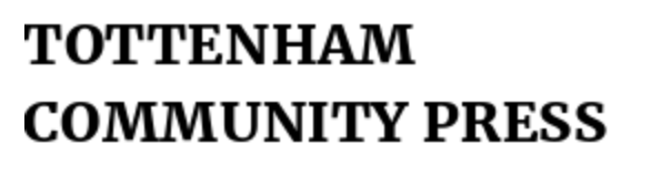 Social Spider CIC, Tottenham Community Press