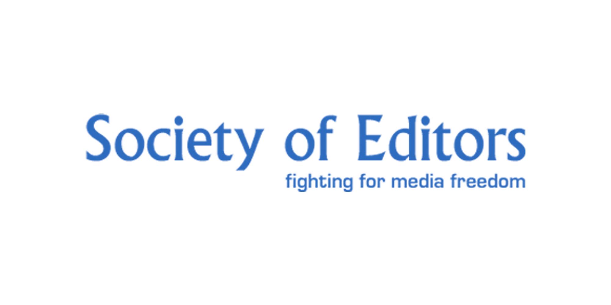 Society of Editors
